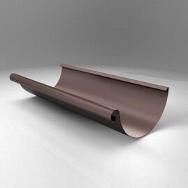 Желоб металлической водосточной системы RoofArt