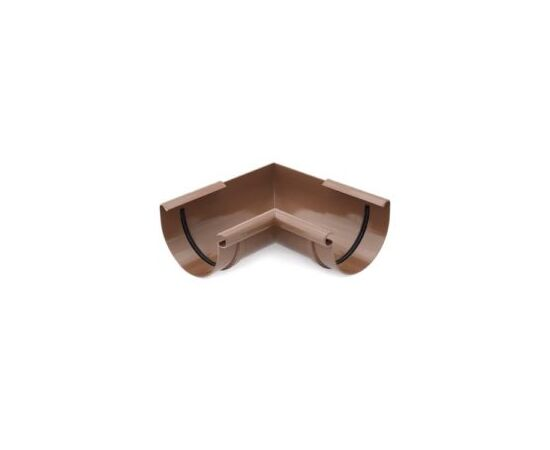 Угол желоба внутренний 90 Bryza диаметр 125